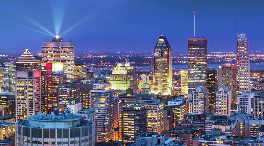 Montreal city Canada